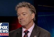 Rand Paul supports Trump postponing Pelosi's trip