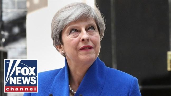 Watch Live: Parliament debates Brexit, PM May to speak before vote