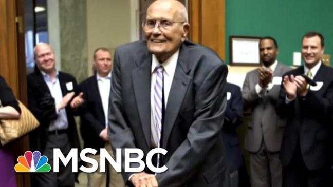 Joe: John David Dingell Sr Was A Tough, Tough Guy | Morning Joe | MSNBC