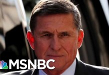 Michael Flynn Under Investigation For Plan To Give Saudi Arabia Nuclear Technology   MSNBC