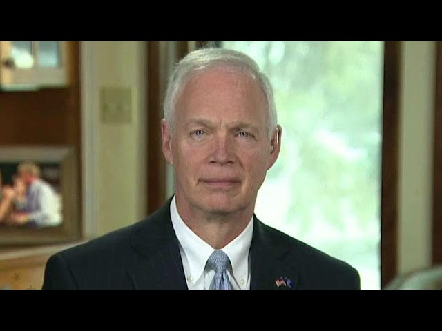 Sen. Ron Johnson on fallout from President Trump's decision to suspend Cold War-era missile treaty w