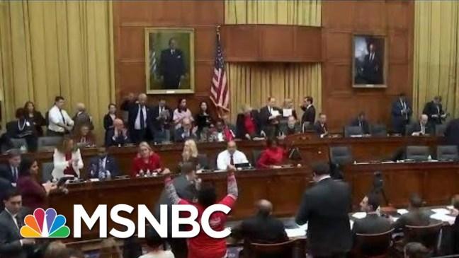House Judiciary Passes First Major Gun Violence Bill In Decades | Rachel Maddow | MSNBC