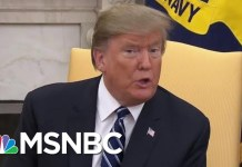 Watch When Robert Mueller Endgame News Broke On Live TV | The Beat With Ari Melber | MSNBC