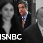 NYT: Feds Want Info On Cohen's 'Back Channel' With Trump Lawyer Giuliani | The 11th Hour | MSNBC