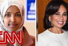 Fox News condemns Jeanine Pirro's comments on Rep. Omar