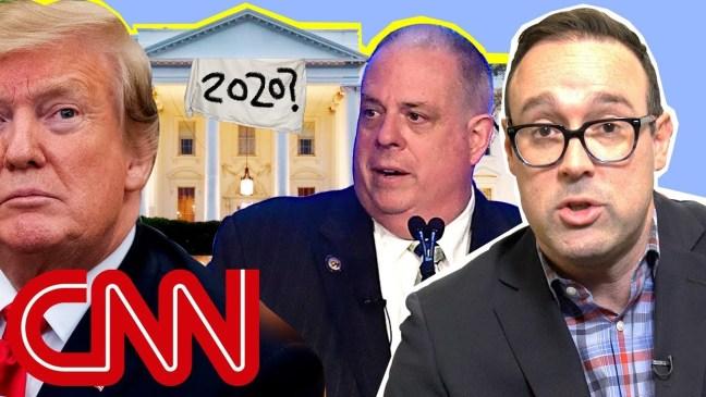 GOP mutiny? Trump's possible 2020 challengers