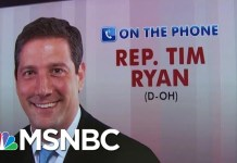 Representative Tim Ryan: Report Not A Topic Of Conversation With Voters | Morning Joe | MSNBC