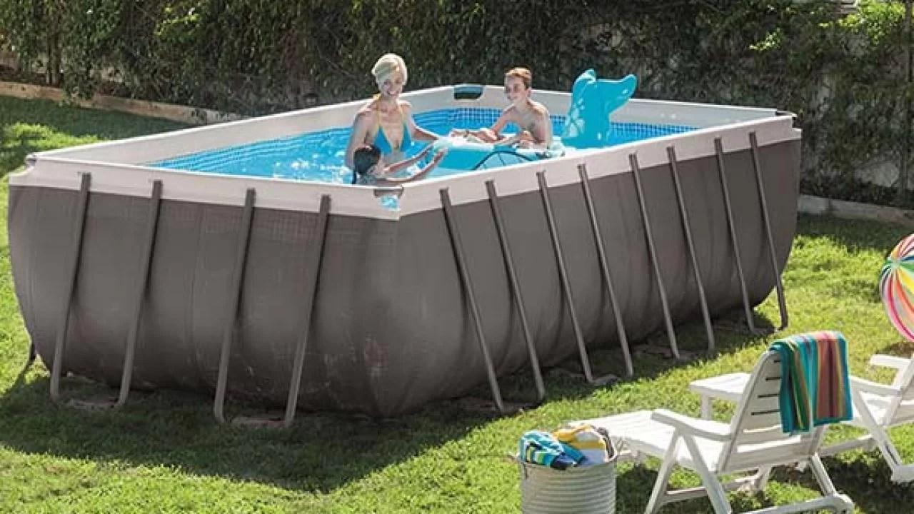 piscine tubulaire intex ultra silver