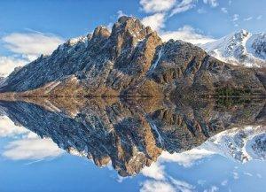 Ouverture et effet miroir