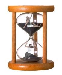 L'impression de manquer de temps