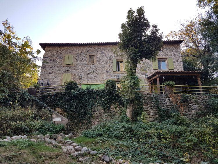 week-end d'automne en Ardèche