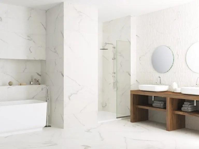 carrelage mural effet marbre polaris 30x90 votrecarrelage