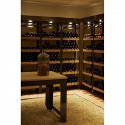 casier de bourgogne casier a bouteilles bourguignon design 360 bouteilles