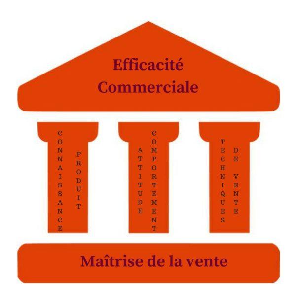 efficacité commerciale : les piliers de la vente