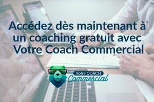 accédez à un coaching avec votre coach commercial