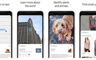 les 5 meilleurs applications android de recherche d'images