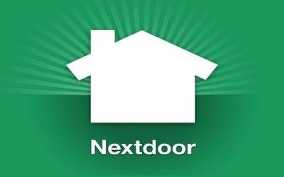 l'application nextdoor qui connecte les voisins s'étend en france