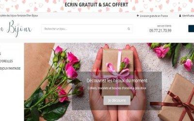 Ellen Bijoux : des bijoux fantaisie pas cher pour femmes