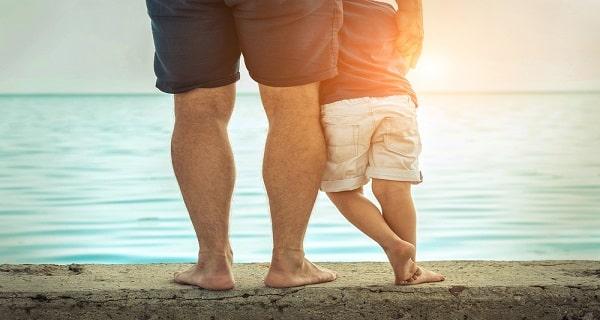 la recherche de paternité