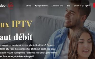 Hautdebit Iptv- le meilleur fournisseur iptv en France