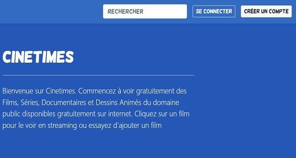 cicnetimes dans le classement des meilleurs sites de streaming gratuit des films et series en français