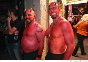 Halloween dans le Castro