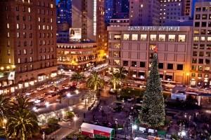 Un Noël à San Francisco