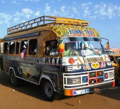 Voici le moyen de locomotion incontournable du Sénégal