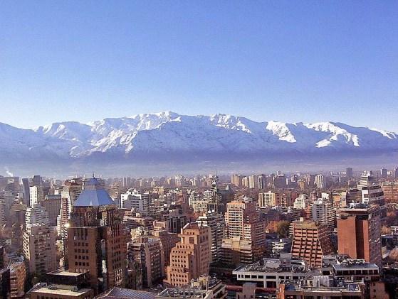 Sortez du resort pour voir Santiago