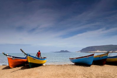 Senegal, beau paysage