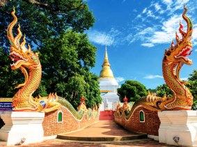 thailande wat phra that doi suthep