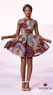 Belle robe vlisco