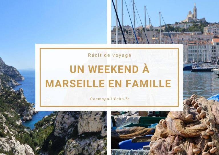 Un long week-end de Mai à Marseille