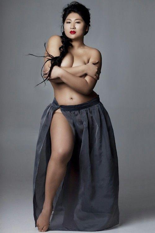 Flora Kim, bien dans sa peau