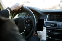 Inattention au volant