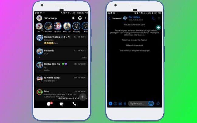 Baixar Aero WhatsApp 8.1