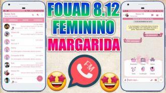 FOUAD WHATSAPP FEMININO 8.12