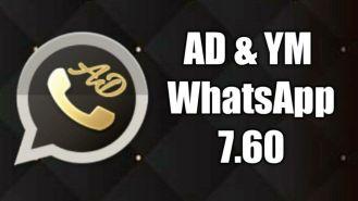 Ad WhatsApp 7.60