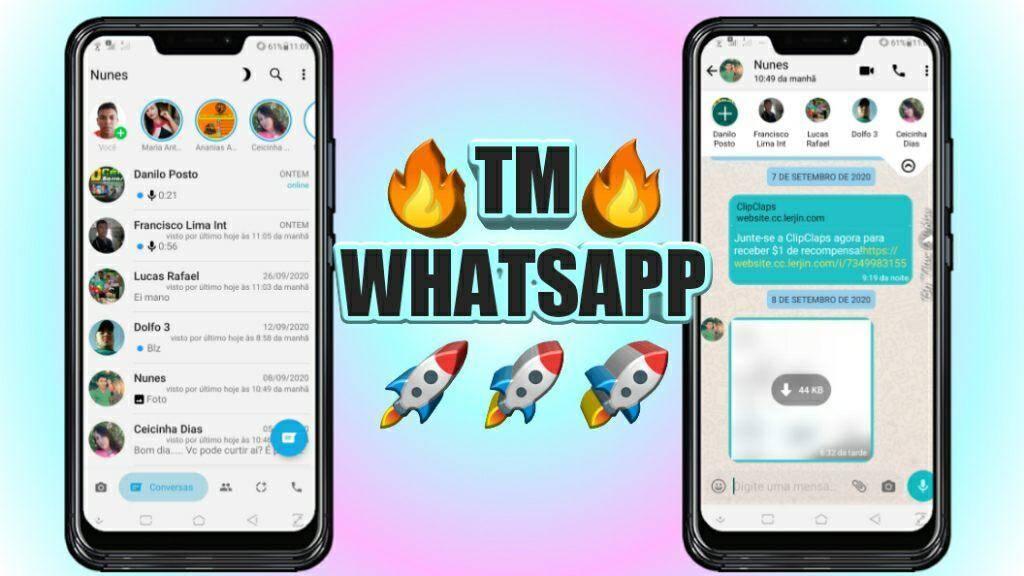 TM WhatsApp 7.73