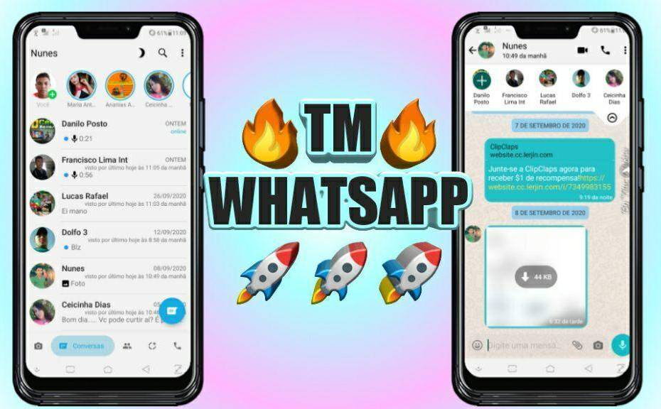 TM WhatsApp 7.74