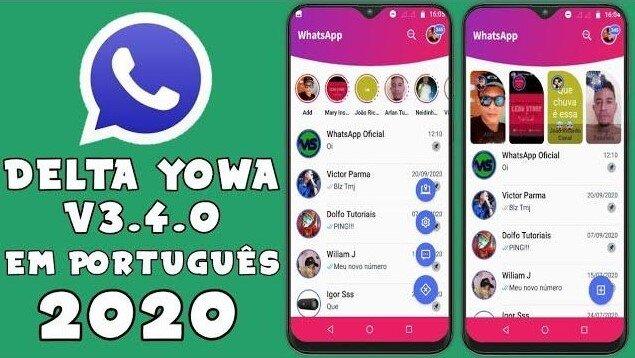 Delta WhatsApp 3.4.0