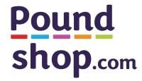 Poundshop Voucher Code
