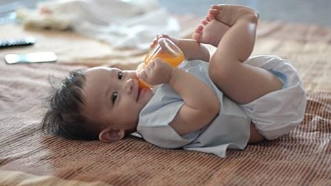 suco relaxante para bebe