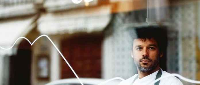 O chef André Fernandes abriu o Atlla em Dezembro de 2018
