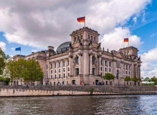 Berlim-Edifício do Parlamento