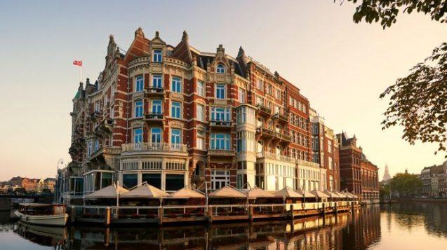 De L'Europe – Amesterdão, Países Baixos