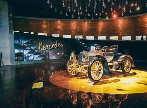 Museu da Mercedes Benz