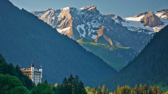 Gstaad Palace – Gstaad, Suíça