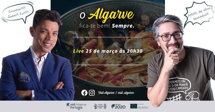 Promover o turismo do Algarve