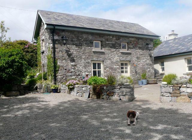 Old Stone Barn, com os anfitriões Patricia e Philip (Galway, Irlanda)